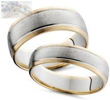 Többszínű karikagyűrű