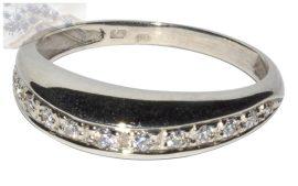 Női Köves Gyűrű Gyémánttal